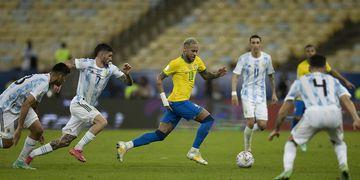 UEFA quer incluir Brasil e Argentina na Liga das Nações