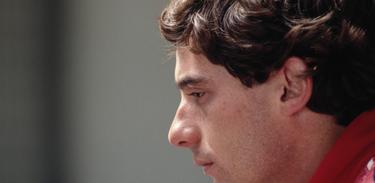 Ayrton Senna buscava superar seus limites a todo momento