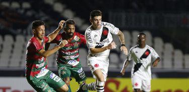 Vasco 0 x 1 Portuguesa