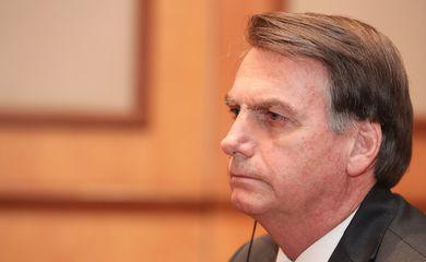 Presidente da República, Jair Bolsonaro.