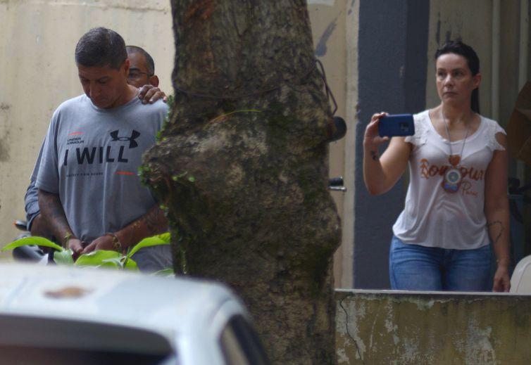 Ronnie Lessa, suspeito do assassinato da vereadora Marielle Franco