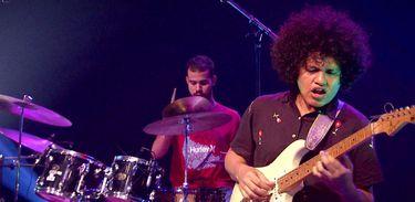 Pedro Franco, guitarrista, foi escolhido artista revelação na 29ª edição do Prêmio da Música Brasileira