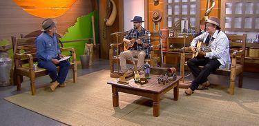 Luiz Rocha fala sobre a carreira dos violeiros Zé Nirçu & Tatá no Brasil Caipira