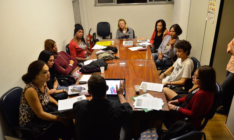 Curso prepara travestis e transexuais para o Enem no Rio (Tomaz Silva/Agência Brasil)