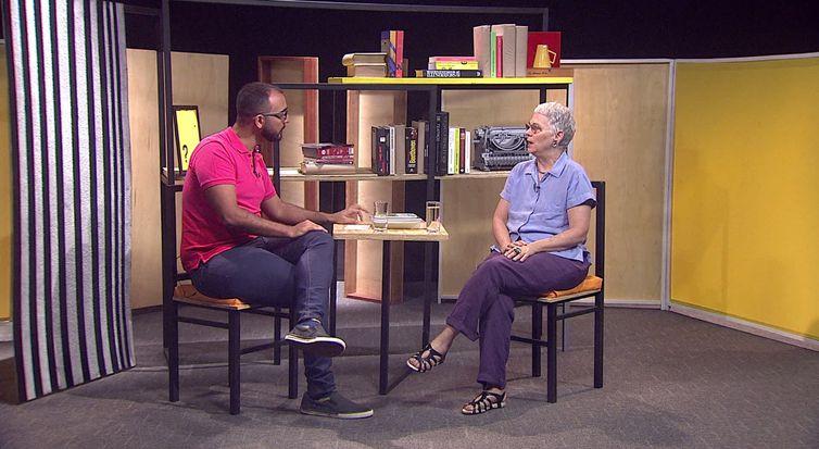 Raphael Montes entrevista Ana Maria Santeiro no Trilha de Letras