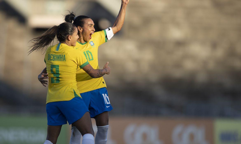 brasileiro, seleção feminina, argentina, amistoso, futebol feminino