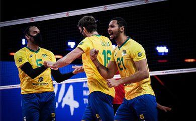 seleção brasileira de vôlei, liga das nações, vôlei