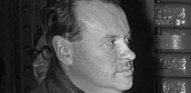 Evgeny Svetlanov, compositor soviético, em 1967