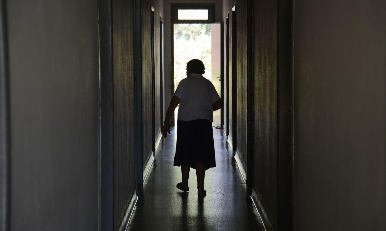 Itaboraí (RJ) - Hospital Tavares Bastos já serviu de hospital-colônia durante a época do isolamento compulsório das pessoas com hanseníase e, ainda hoje, é residência para dezenas de pacientes e ex-pacientes (Tomaz Silva/Agência Brasil)