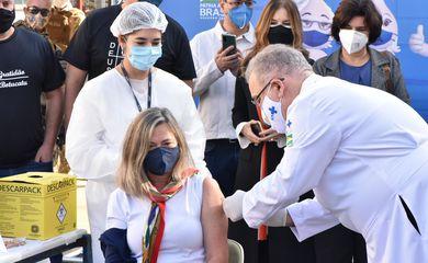 vacinação em Botucatu