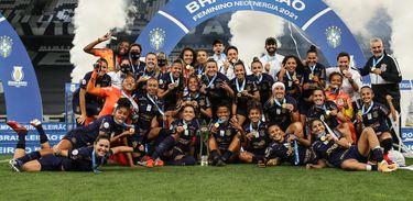 Corinthians Brasileirão Feminino