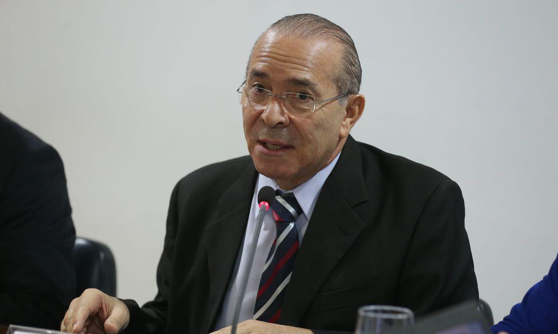 Brasília - Ministro da Casa Civil, Eliseu Padilha, coordena reunião do Conselho de Desenvolvimento Econômico e Social (CDES), no Palácio do Planalto (Valter Campanato/Agência Brasil)