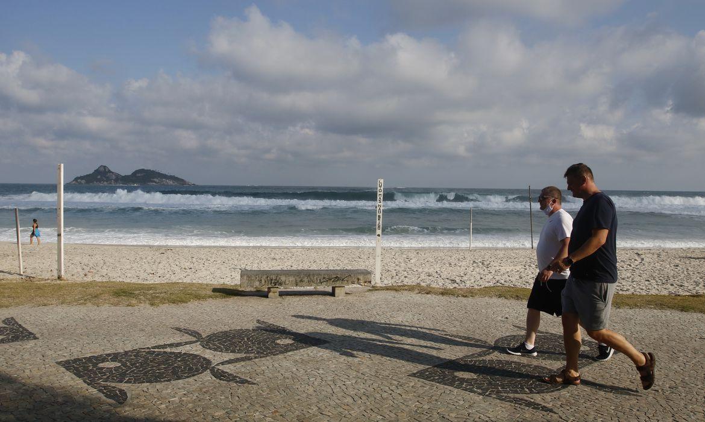 Cidade do Rio de Janeiro flexibiliza medidas de isolamento social