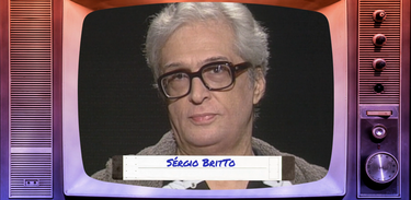 Sérgio Britto no Recordar é TV
