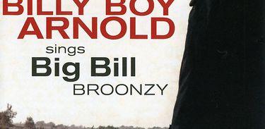 CD BILLY BOY ARNOLD SINGS BIG BILL BROONZY