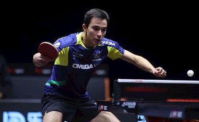 Hugo Calderano ITTF