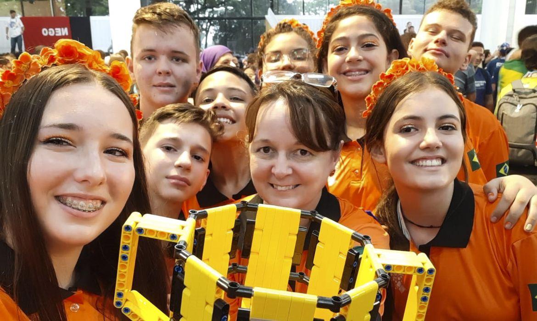 Estudantes brasileiros estão entre os finalistas de prêmio mundial de inovação