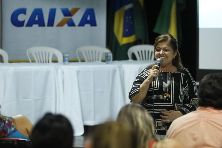 Luciene Resende - Presidente da Confederação Brasileira de Ginástica (CBG)