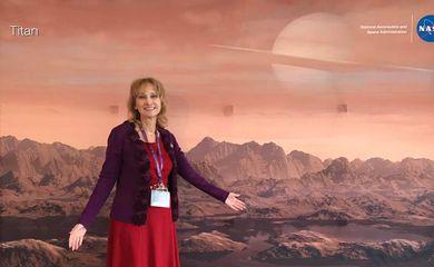 Rosaly Lopes, astrônoma brasileira é uma das pesquisadoras da Nasa.