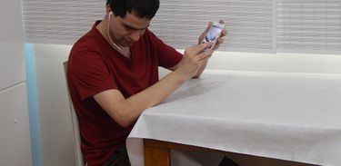 Marcos Lima tem um blog e um canal no Youtube