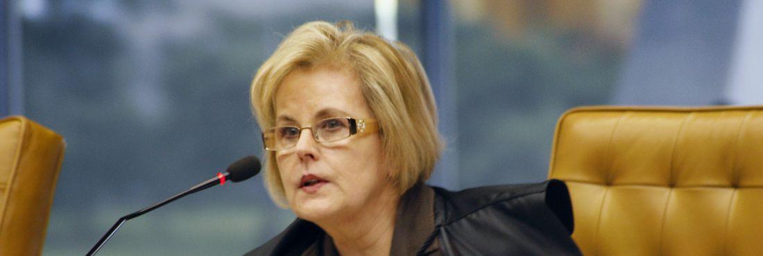 Ministra do STF Rosa Weber