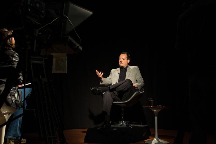 Professor Romero Tori é entrevistado para o programa Mídia em Foco