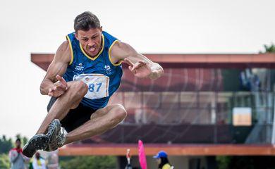 27.04.2018 - Brasil, Sao Paulo, Open Internacional Loterias Caixa de Atletismo e Natacao Aser Mateus Almeida Ramos  -  Foto: ©Marco Antonio Teixeira/MPIX/CPB
