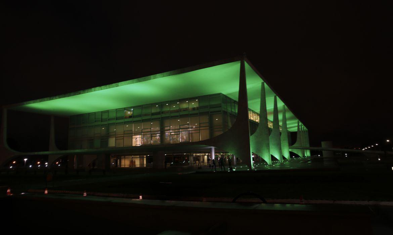Brasília 60 anos - Palácio do Planalto