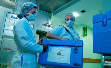 Banco de tecido do Instituto Nacional de Traumatologia e Ortopedia (INTO), no Rio de Janeiro