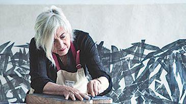 Maria Bononi, amiga e comadre de Clarice Lispector
