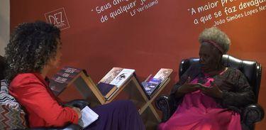 Nação entrevista a escritora Conceição Evaristo