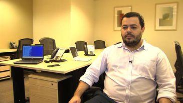 Thiago Marques, pesquisador de segurança em tecnologia