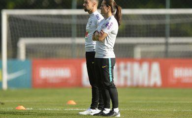 Jonas Urias convoca pela primeira vez Seleção Feminina Sub-20 03/09/2019 às 16:21 | Seleção Feminina de Base