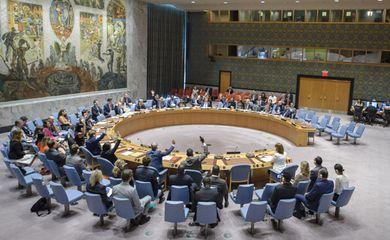 Votação no Conselho de Segurança nesta segunda-feira