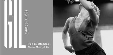 Grupo Corpo apresenta balé com trilha sonora inédita de Gilberto Gil
