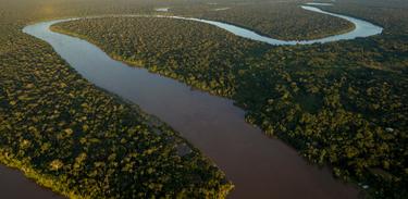 Estudos apontam que água da Amazônia está secando