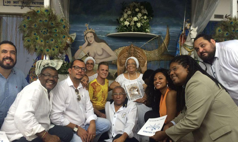 Integrantes da Vai Vai pedem autorização para homenagear Mãe Menininha