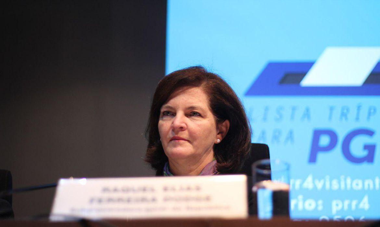 A procuradora da República Raquel Dodge foi escolhida pelo presidente Michel Temer para chefiar a PGR