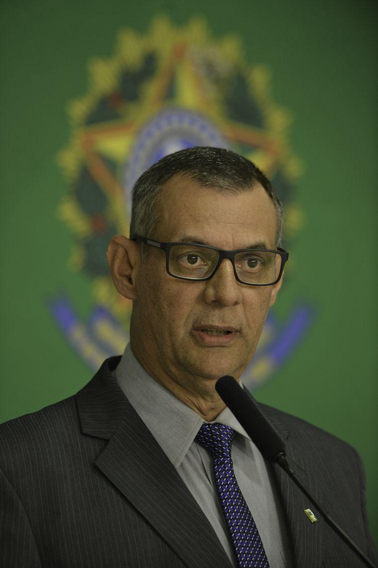 Briefing do porta-voz da Presidência, Otávio  Rêgo Barros