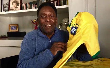 Pelé era o camisa 10 de Saldanha