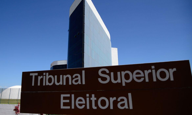 Fachada do edifício sede do Supremo Tribunal Federal