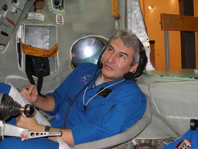 Astronauta Marcos Pontes (Divulgação/Nasa)