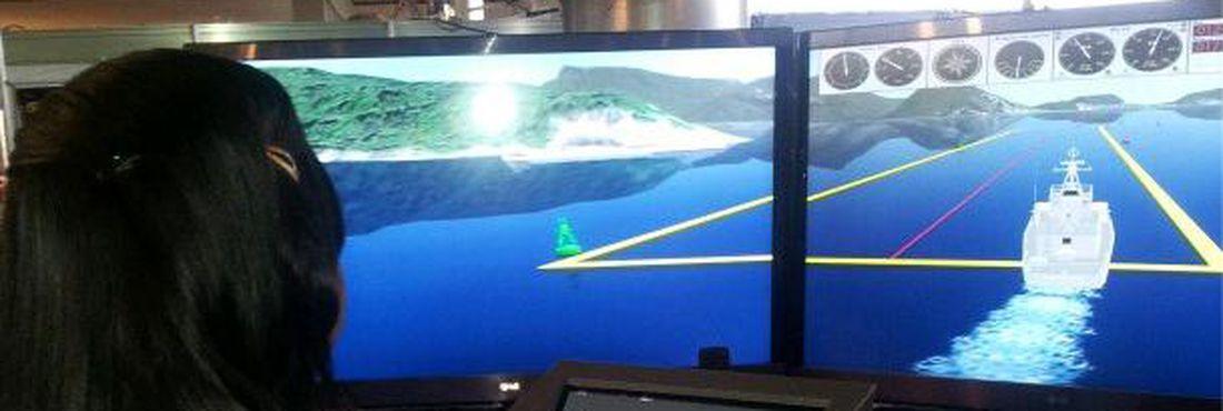 Simulador da Marinha