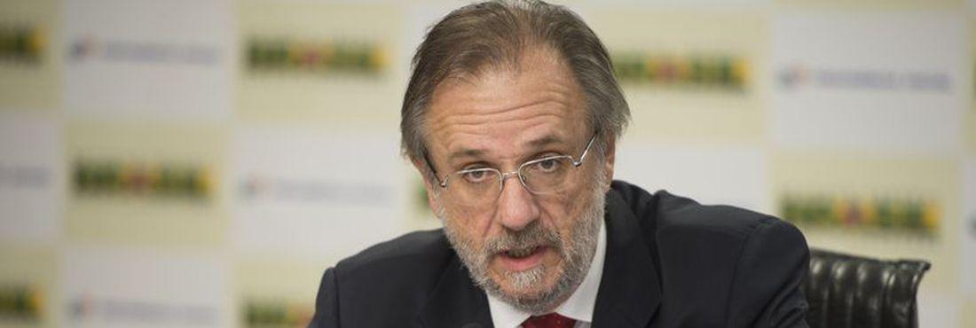 Ministro da Secretaria-Geral da Presidência fala no Palácio do Planalto