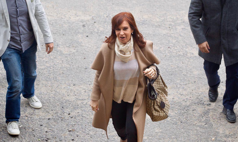 Juiz pede prisão preventiva de Cristina Kirchner