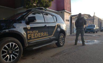 Boa Vista/RR – A Polícia Federal deflagrou nesta manhã (15/10) a operação La Cadena*
