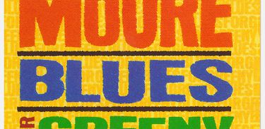 CD GARY MOORE BLUES FOR GREENY