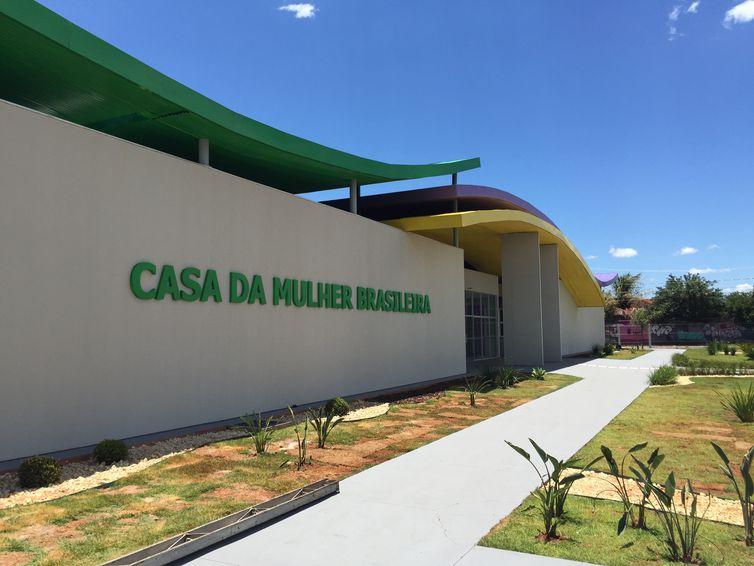 Casa da Mulher Brasileira, arquivo