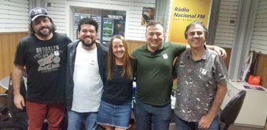 Paulinho Madrugada e Brasília Super Band