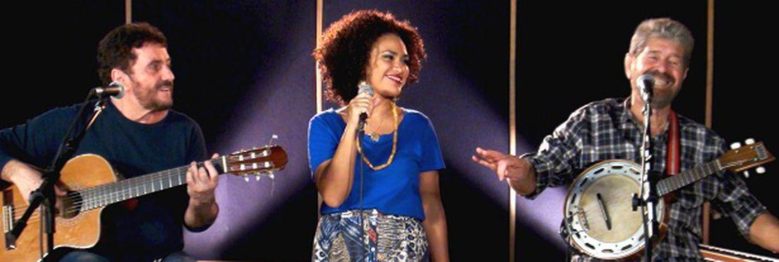 Mariene de Castro canta com Antônio Carlos e Jocafi